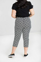 POKERFACE CAPRIS Plus size