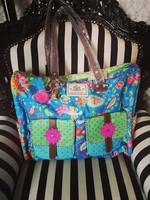 happines hand-sholders bag PAJARITO