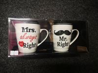 Mrs. & Mr Mukit