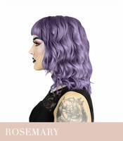Herman's Amazing Hair Color - Rosemary Mauve