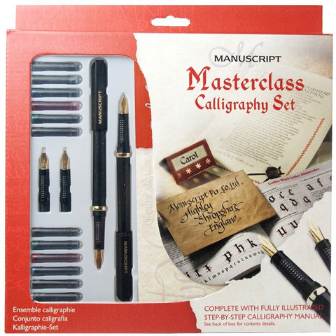 Masterclass Calligraphy set