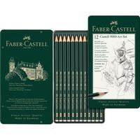 Lyijykynäsetti Faber-Castell, Art set