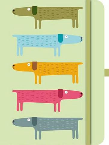 Muistikirja Dogs teNeues