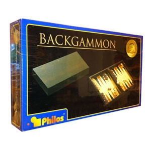 Backgammon, puinen lautapeli