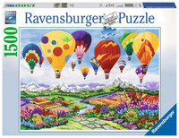 Palapeli Ravensburger, Spring is in the air