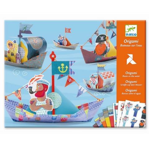 Origami - laivat