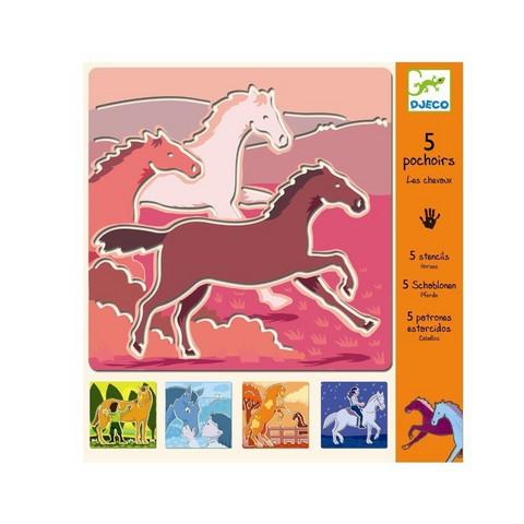 Sabluunat, hevoset