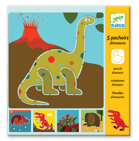Sabluunat, dinosaurukset