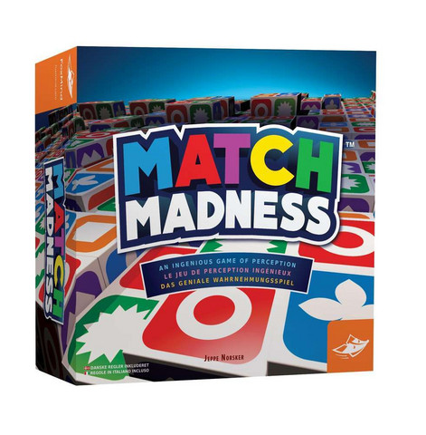 Match Madness-peli