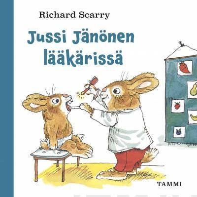 Jussi Jänönen lääkärissä, sid.
