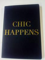 Muistikirja Chic happens
