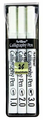 Kalligrafiakynäpakkaus Artline