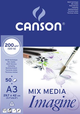 Canson Imagine lehtiö, A3