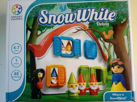 Smartgames-peli, Snowwhite