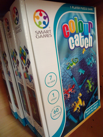 Colour catch-peli