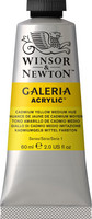 Akryyliväri, Cadmium Yellow Medium Hue, 60 ml