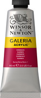Akryyliväri, Crimson, 60 ml
