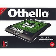 Othello, strategiapeli