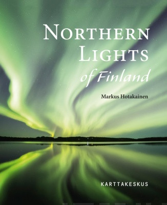 Northern lights of Finland, sid., engl.kieli