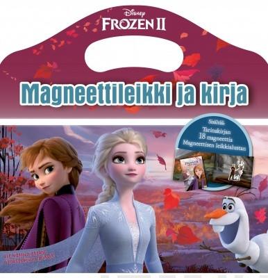 Frozen II, magneettileikki ja kirja