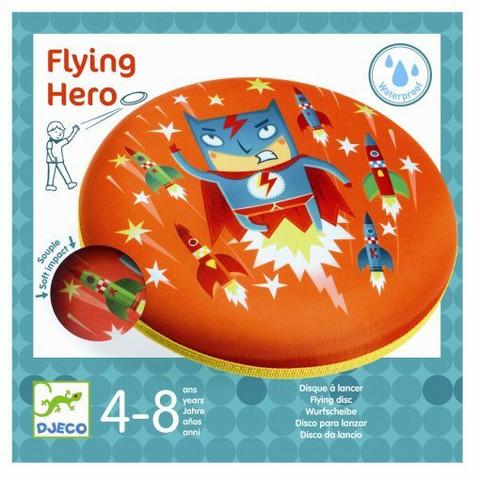 Lasten frisbee, Flying hero