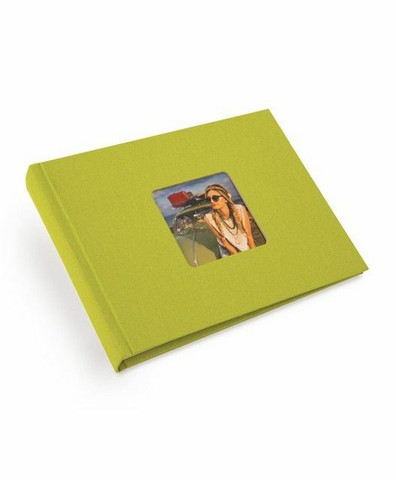 Albumi  Goldbuch Living trend, lime