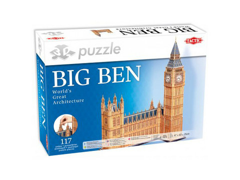 3D-palapeli Big Ben