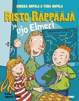 Risto Räppääjä ja ujo Elmeri, sid.