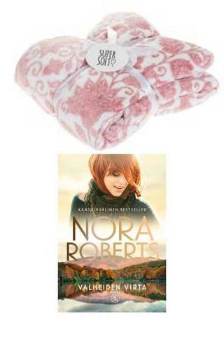 Torkkupeite + Robertsin romaani