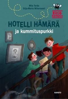 Hotelli Hämärä ja kummituspurkki
