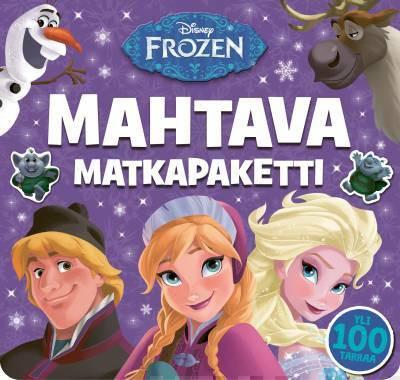 Mahtava matkapaketti Frozen