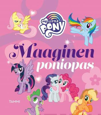 My little pony, maaginen poniopas