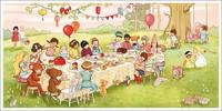 1-os. postikortti Puutarhajuhlat