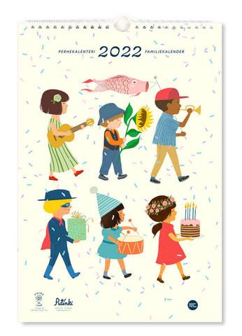 Perhekalenteri 2022