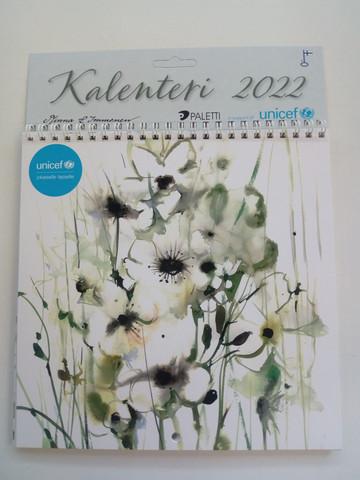 Seinäkalenteri 2022, Unicef