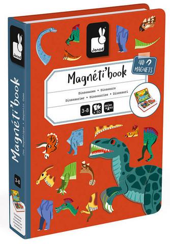 Magneettikirja Dinosaurukset