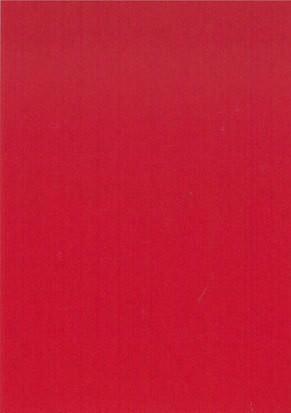 Kartonki A4, punainen