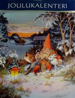 Joulukalenteri Partanen