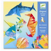 Origami, meren eläimet