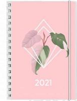 Päiväkirja  2021, muovikansi