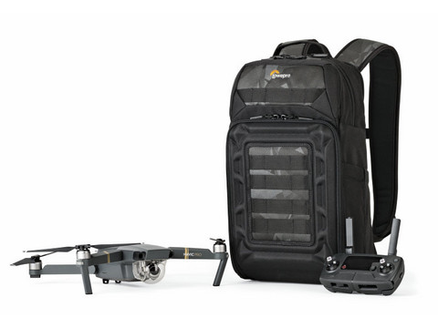 Lowepro DroneGuard BP 200 Black/Fractal