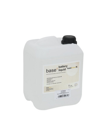 HAZEBASE Base*Battery Special Fluid, savuneste