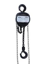 EUROLITE Chain Hoist 10M/1.5T, black