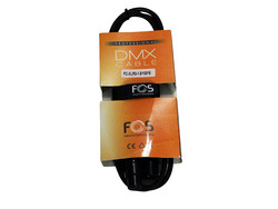 FC-XLR3 Professional DMX 110 Ohm cable