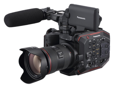 Panasonic AU-EVA1 – Compact 5.7K Super 35mm Cinema Camera