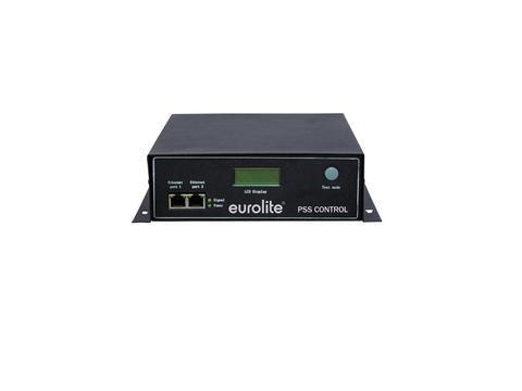 EUROLITE PSS-4 Control system