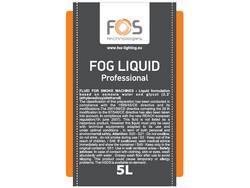 FOS Fog Liquid Professional, 5L