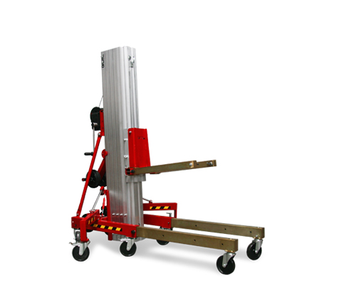 GUIL TORO D-Range 400kg - Material lifts (INDUSTRIAL USE)