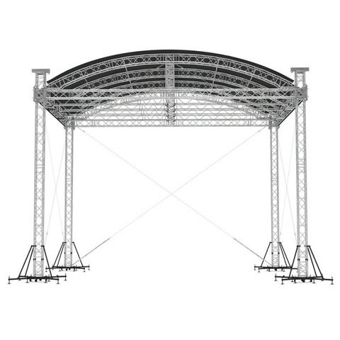 Alustage Stage Roof AR