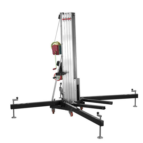 ALU LIFT WU-11, 250kg/6,5m Tripod type of Wind Up